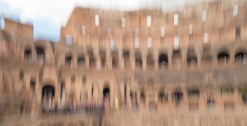 rom colosseum durchblicke