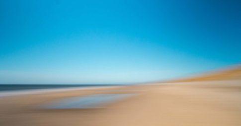 sylt klar am strand