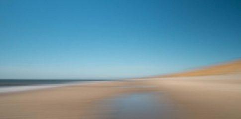 sylt strand mit sonne