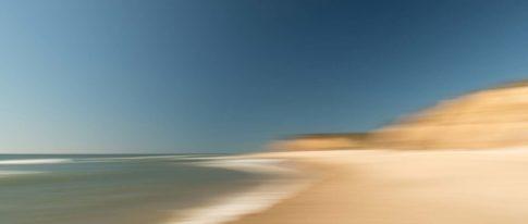 hamptons ditch plains beach october