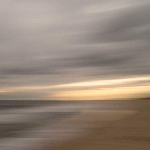 montauk beach late light